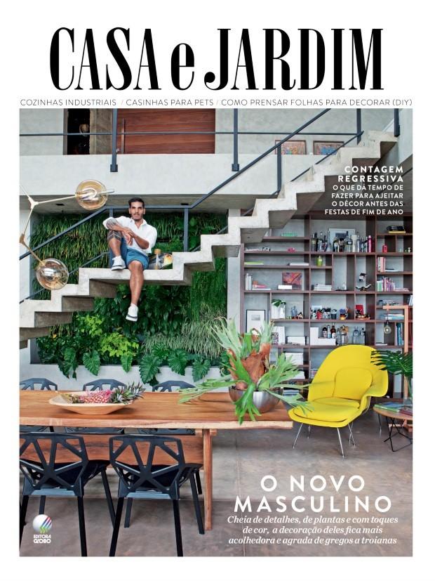Capa Casa e Jardim, edição 742 (Foto: Lufe Gomes / Editora Globo)