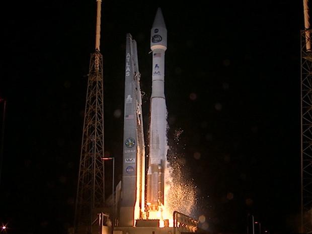 Foguete Atlas V da Nasa (Foto: Divulgação/Nasa)