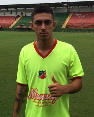 Léo Aquino (Foto: Paulino Longo/Velo Clube)
