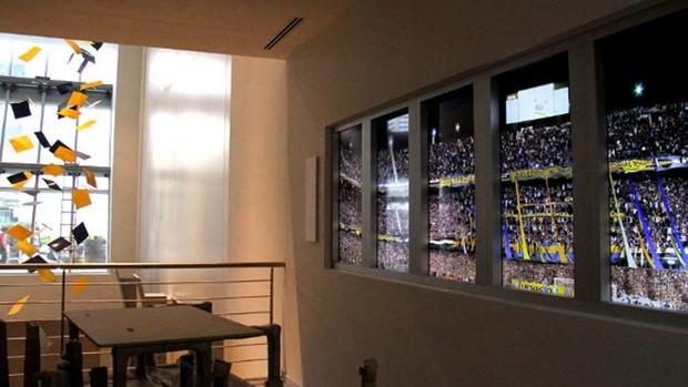 Hotel Boca Juniors (Foto: Reprodução La Nacion)