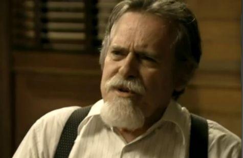 José de Abreu é Ernest em 'Joia rara' (Foto: Reprodução)