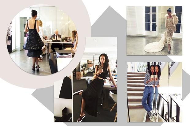 Amanda Sanchez (Foto: Arte Vogue Online)