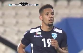 BLOG: Ex-atacante do Fluminense marca seus dois primeiros gols nos Emirados Árabes