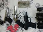 PM prende um homem e apreende quatro armas de fogo no Ceará