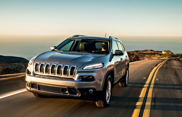Novo Jeep Cherokee (Foto: Divulgação)