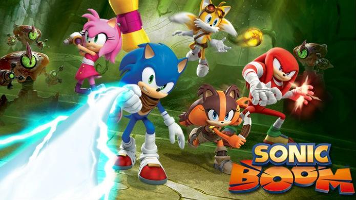 Sonic Boom não deu certo como videogame (Foto: Divulgação/SEGA)