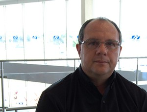 Marcelo Vilar, técnico do Treze (Foto: Cadu Vieira)