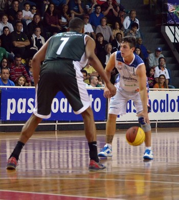 Bauru Basquete x Lins, pelo Paulista (Foto: Henrique Costa / Bauru Basket)