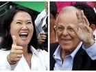 Fujimori e Kuzcynski disputarão o 2º turno no Peru