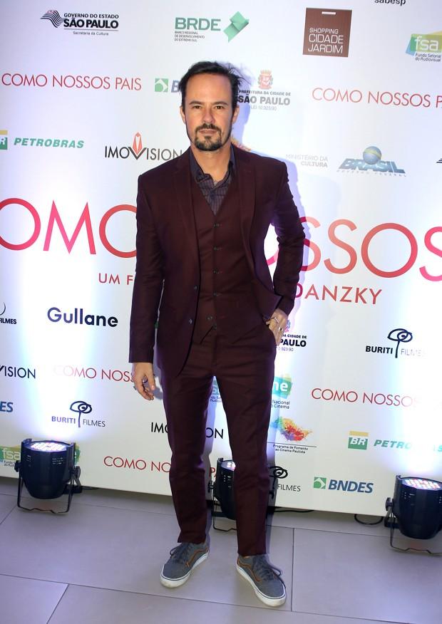 Paulinho Vilhena (Foto: Thiago Duran/AgNews)