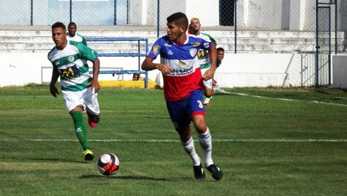 Belo Jardim x Afogados (Foto: Romário Silva/Ascom Afogados da Ingazeira FC)