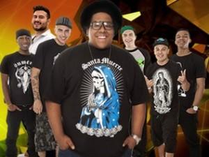 Grupo do Bola Superstar (Foto: Reprodução/ Gshow)