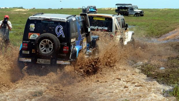 Rally Piocerá abre a temporada off-road de 2013  (Foto: Haroldo Nogueira )