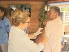 Jaboticabal, SP, inicia vacinação após morte de macacos por febre amarela