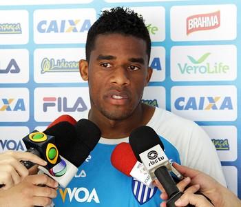 Betão Avaí (Foto: André Palma Ribeiro/Avaí FC)