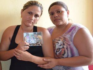 Tias recordam momentos com Tiago (Foto: Fredson Navarro / G1)