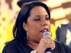Viral na web depois de errar música no Esquenta!, Michele canta com a Blitz