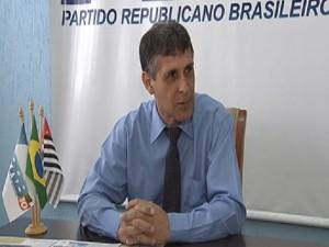 Sebastião Santos (Foto: Reprodução/ TV TEM)