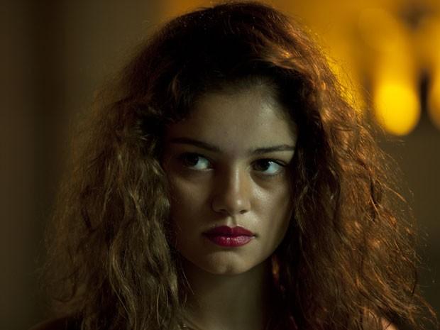 Sophie interpreta prostitua Tereza (Foto: TV Globo/Divulgação)