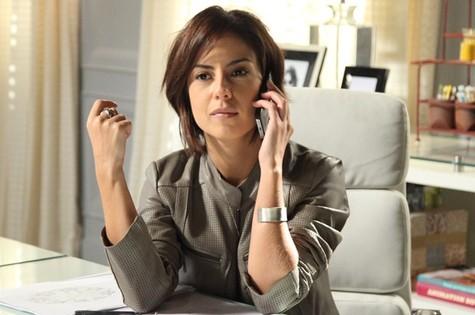 Andréia Horta, a Maria Clara de 'Império' (Foto: Carol Caminha/TV Globo)