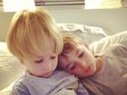 Famosos comemoram o Dia do Irmão e postam fotos nas redes sociais