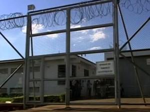 Presídio Pio Canedo em Pará de Minas (Foto: Reprodução/TV Integração)
