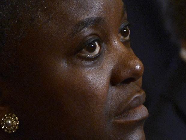 Cécile Kyenge, ministra da integração italiana (Foto: Filippo Monteforte/AFP)