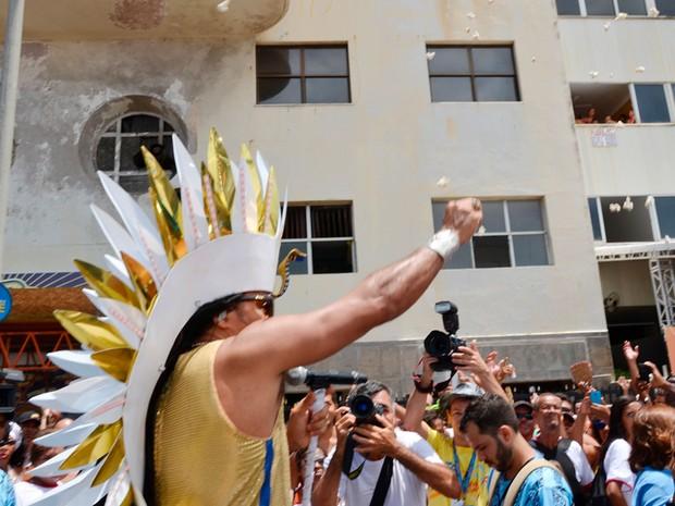 Carlinhos Brown (Foto: Marcio Reis/Ag Haack)