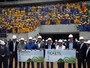 FOTOS: Comitiva da Fifa realiza vistoria na Arena das Dunas