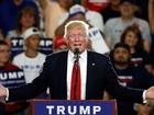 Trump atinge número de delegados para alcançar indicação, diz agência