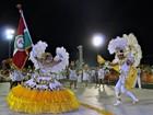 Escolas do Grupo C abrem desfile de Carnaval no Sambódromo de Manaus