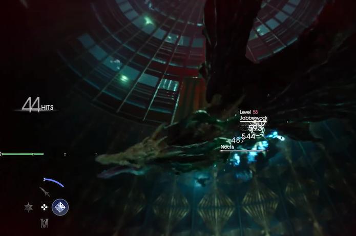 Chefe é um dos mais assustadores de Final Fantasy XV (Foto: Reprodução/YouTube)