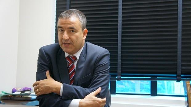 Advogado do Inter, Rogério Pastl (Foto: Diego Guichard/GLOBOESPORTE.COM)