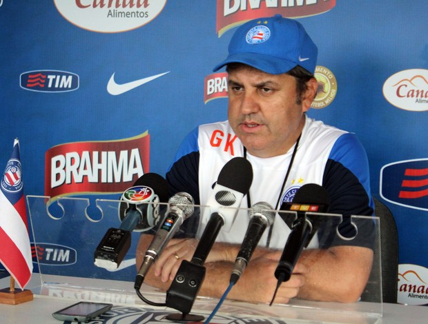 Gilson Kleina; Bahia (Foto: Divulgação/EC Bahia)