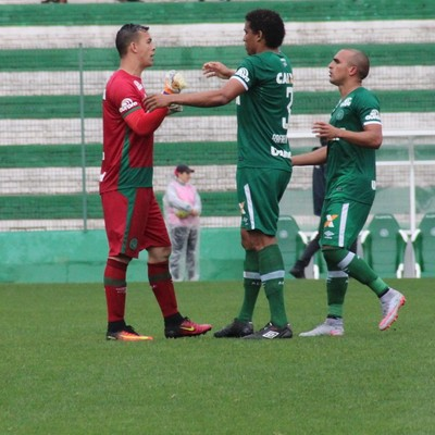 Danilo Rafael Lima Gil Chapecoense (Foto: Giba Pace Thomaz/Chapecoense)
