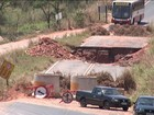 Cratera em rodovia no interior de SP já causou seis mortes em acidentes