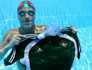 Henrique Rodrigues natação (Foto: Satiro Sodré/Divulgação FFC)