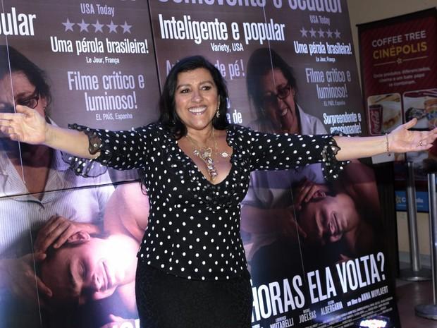 Regina Casé (Foto: Isac Luz / EGO)