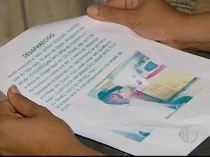 Desaparecidos Mogi das Cruzes (Foto: Reprodução/TV Diário)