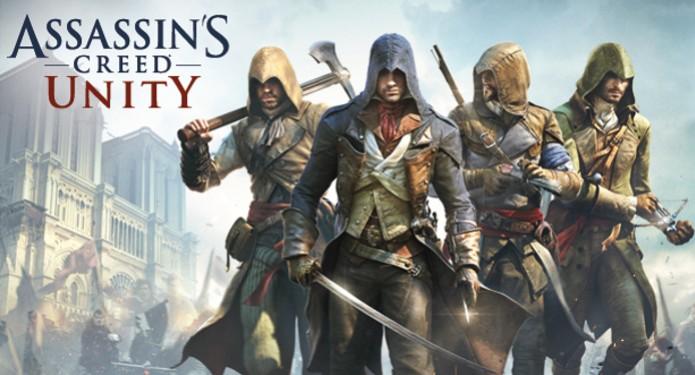 Assassin's Creed Unity (Foto: Divulgação) (Foto: Assassin's Creed Unity (Foto: Divulgação))