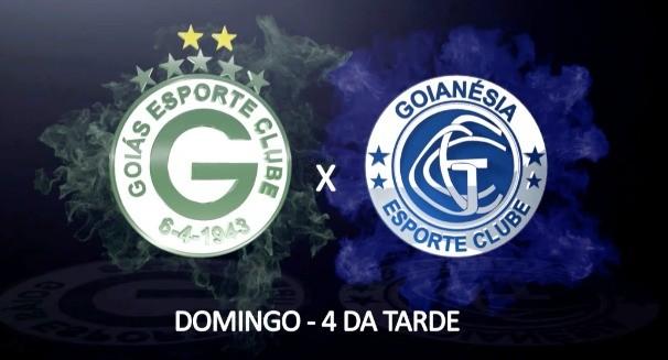 Goiás e Goianésia  (Foto: TV Anhanguera)