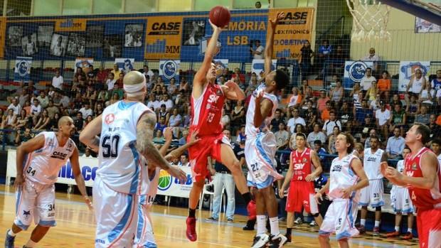 Liga Sorocabana LSB Basquete Cearense NBB (Foto: Divulgação / LNB)