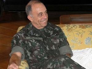 José Elito Siqueira cuidará da segurança presidencial (Foto: Arquivo/Divulgação)