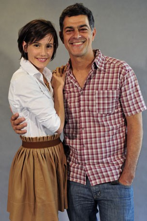 Giovana vai arrumar um namorado novo e deixar Léo louco de ciúmes (Foto: Rede Globo/Alex Carvalho )