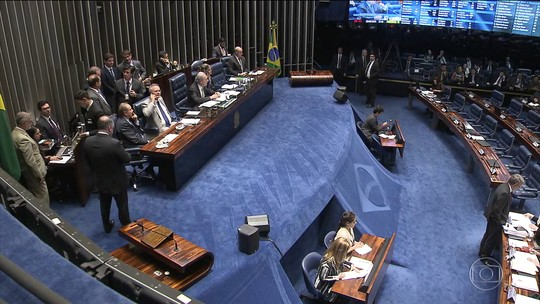 Julgamento do impeachment de Dilma entra na reta final no Senado