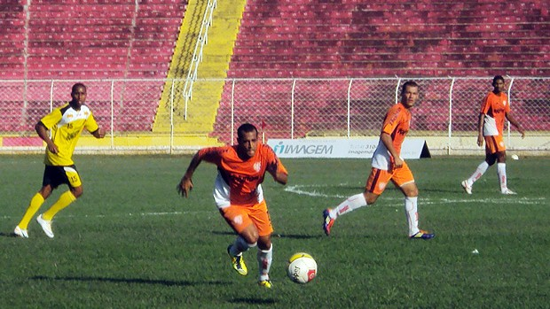 Jogo-treino entre Noroeste e Novorizontino (Foto: Thiago Navarro/EC Noroeste)