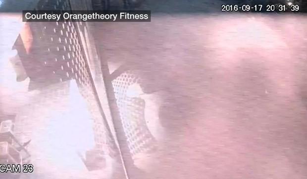 Momento da explosão. (Foto: Orangetheory Fitness)