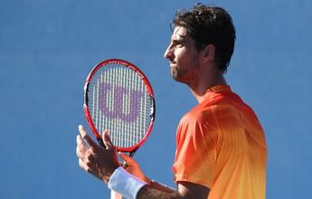 Com vice em Quito, Bellucci vai a 30º no ranking; Feijão ganha 11 posições