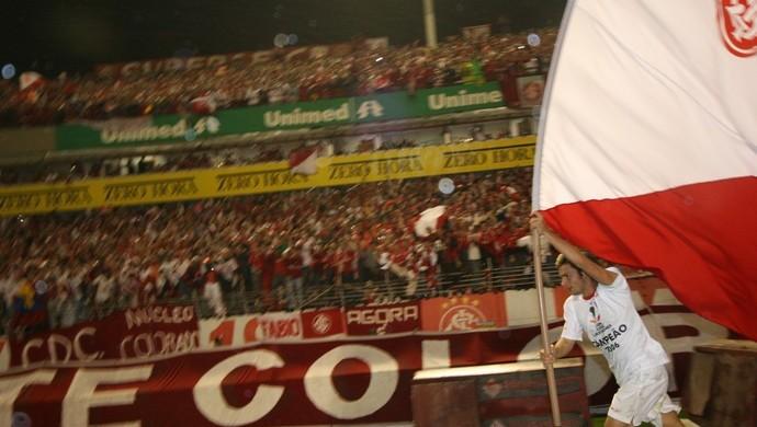 Rafael Sobis; Libertadores; Internacional (Foto: Daniel Marenco / Agência RBS)