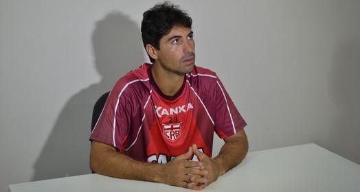 fora de ritmo (Jota Rufino/GloboEsporte.com)